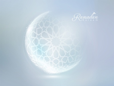 Ramadan Background Islamic Crescent And Arabic Pattern morocco pattern arabic background vector islamic greeting kareem ramadan