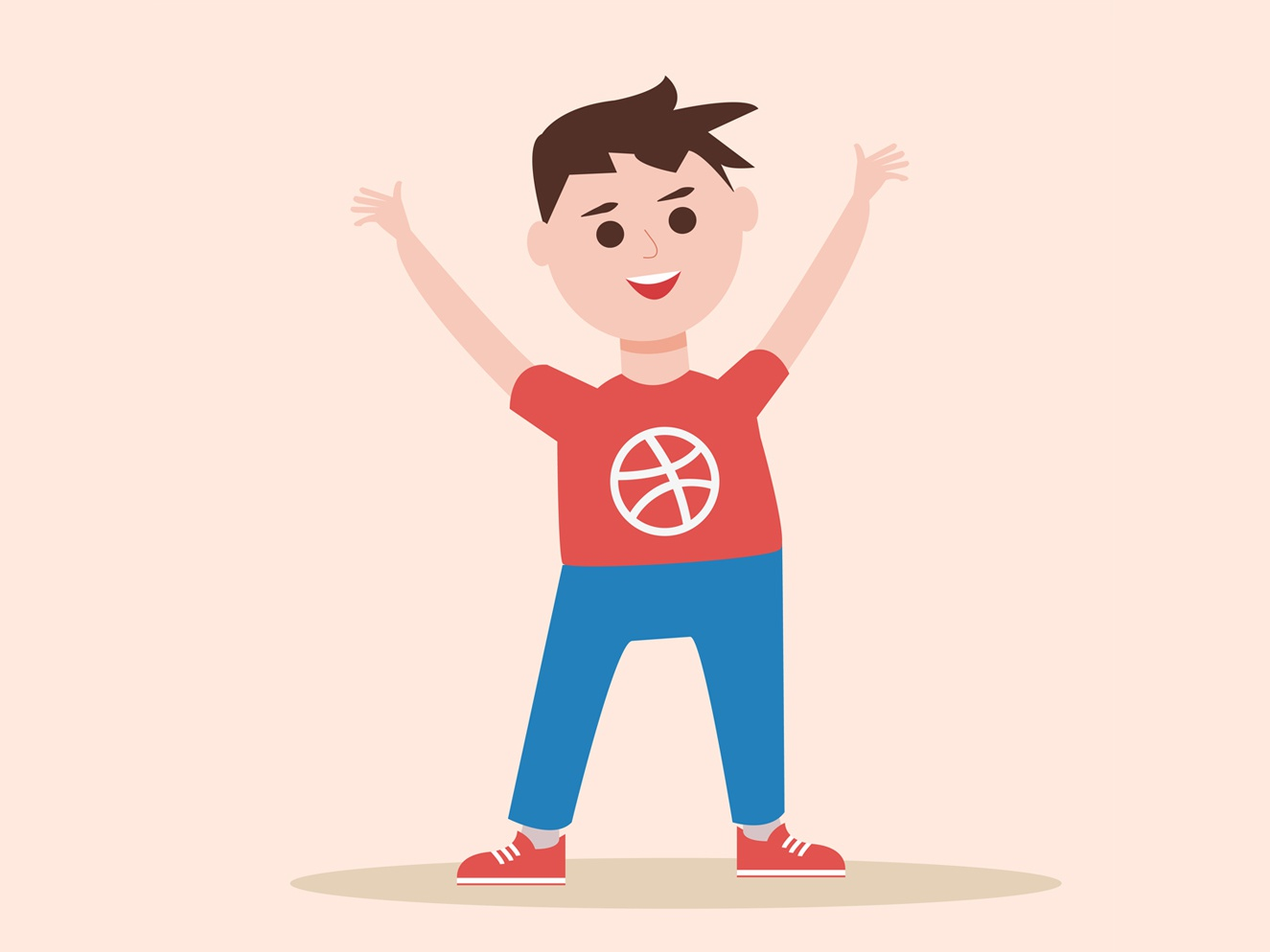 Boy Character flat illustration character creation character concept character art character boy