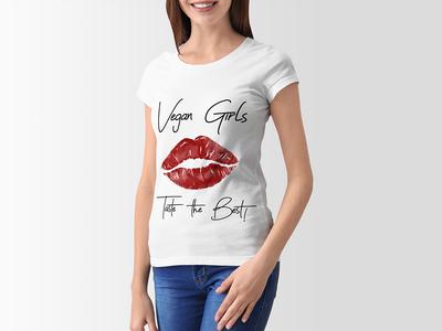 Vegan Girls Taste The Best