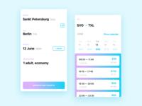 Flight app