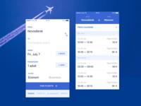 Avia App Concept