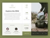 Explore The Wild