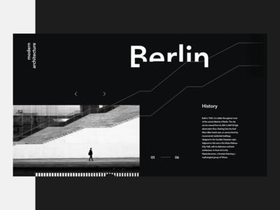 Modern architeture — Berlin