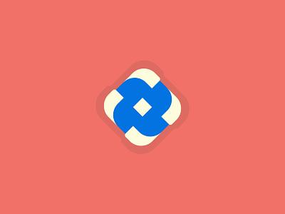 One more mark icon abstract mark branding logo
