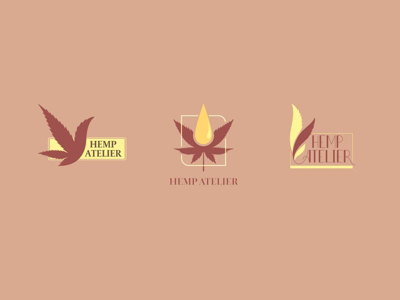 Hemp Atelier logo