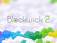 Blockwick 2 - Final Logotype
