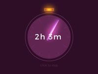 Time Blob Stopwatch