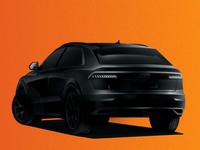 Audi Q8 back