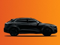 Audi Q8 lateral