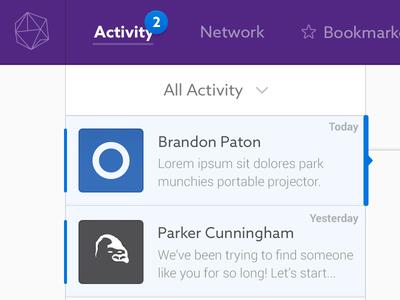 All Activity