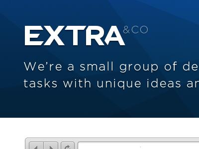 EXTRA (&co)
