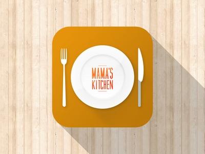 Mama's Kitchen iOS app