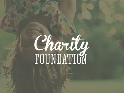 Charity Foundation Website