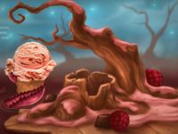 Publix Ice Cream Packaging