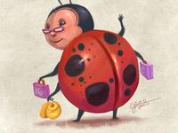 The Retiring LadyBug