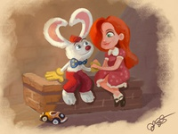 Amor Cinematico - Mr & Mrs Rabbit