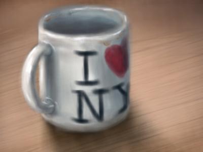 Mug lifedrawing dribbb