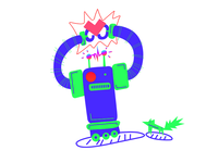 Mr electric robot