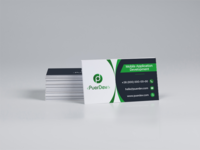 Business Card for PuerDev