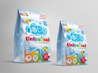 Package of Universal Powder for Nebo