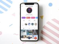 Instagram Redesign Concept - Light UI