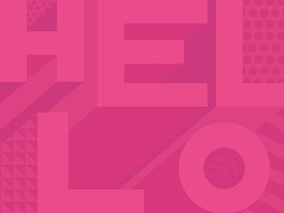 Debut design typography vector