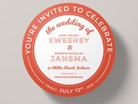 My Wedding Invitations