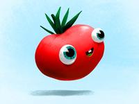 Bouncin' Tomato