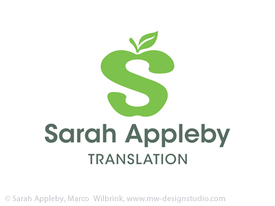 Sarahapplebylogo mwdesignstudio