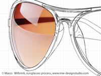 Sunglasses Process Detail