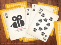 Give Hunie A Try - Play Cards Invites