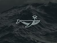 Dribbble Whale