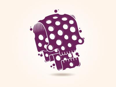 Dribble skull 01 01