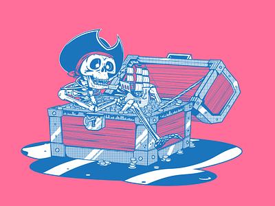 treasure illustration