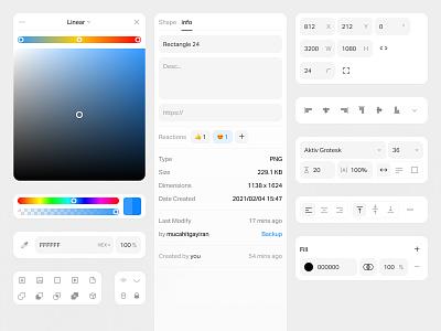 Something HUGE is coming 👀 designer design tool tool browser based design app logo minimal flat animation web icon app design interface ux ui