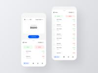 Simple Finance App