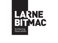 Larne Bitmac Logo
