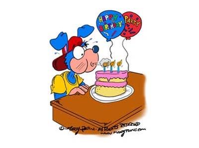 Cake Blower