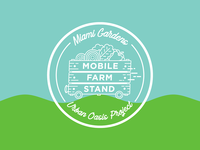 Mobile Farm Stand Logo