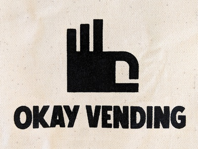 Okay Vending logo