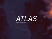 Atlas   Isometric 3D Travel Maps
