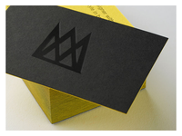 MS • Business Card