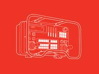 Controller- Joystick 201