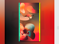 TDH | abstraction | poster