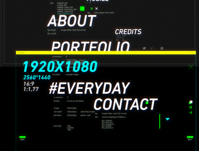 5puj47980xk.io wireframe mockup typography webdesign art direction ui vector ux graphic design design