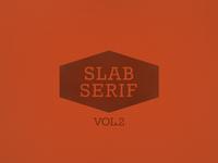 Font Collection 10 Free Slab Serif Fonts Vol. 2