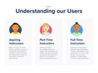 Understanding our Users - Pt. 1