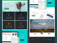 Achieve It Home Page Concept