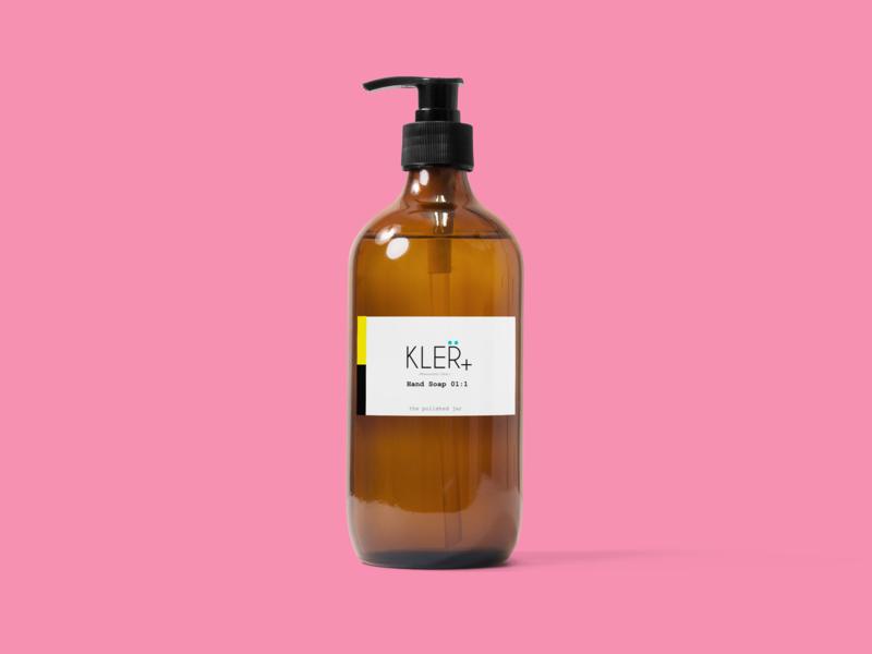 Kler Branding Mock Up photoshop clean branding
