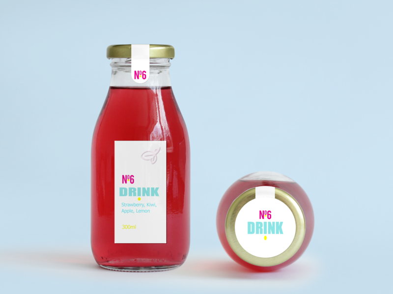 The Drink Mock Up photoshop mockup clean drinking branding